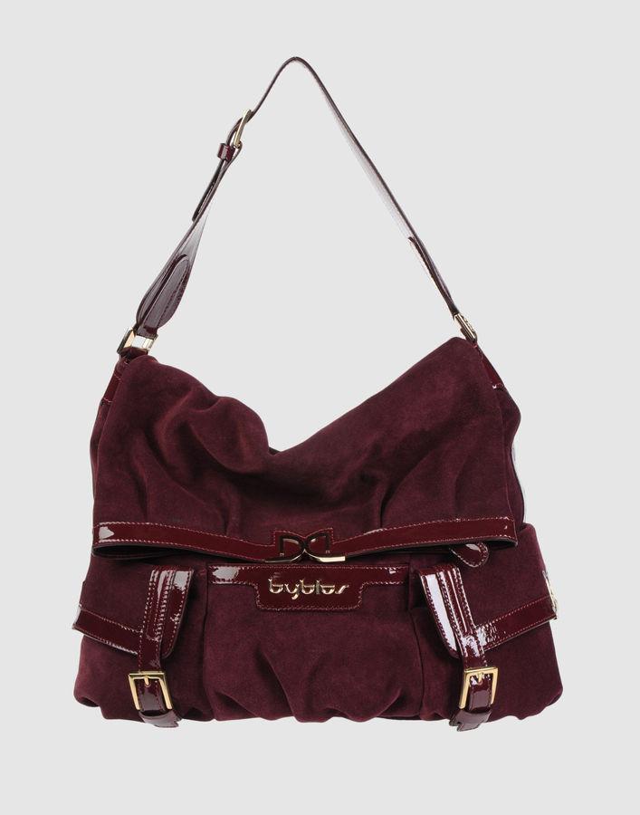 Byblos Large leather bag