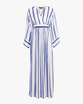 Judy Zhang V Neck Tea Dress
