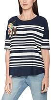 Esprit Women's 087ee1k011 Long Sleeve Top