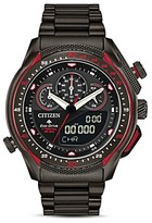 Citizen Promaster Black Dial Watch, 46mm