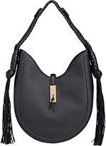 Altuzarra Women's Ghianda Bullrope Small Hobo-BLACK