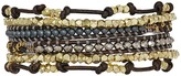 Chan Luu 32' Grey Mix Wrap Bracelet