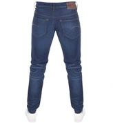 G Star Raw 3301 Slim Fit Jeans Blue