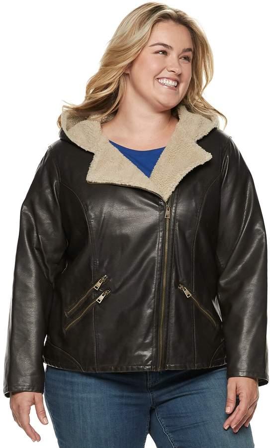 969011a7c50 Kohls Moto Jacket - ShopStyle