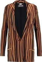 Just Cavalli Metallic Knitted Blazer