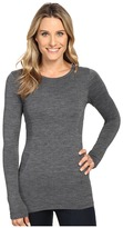 The North Face Long Sleeve Go Seamless Wool Top