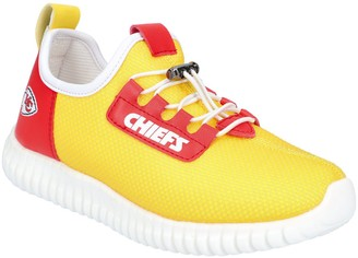 Youth Kansas City Chiefs Low Top Light-Up Shoes