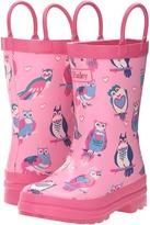 Hatley Happy Owl Rain Boots (Toddler/Little Kid)