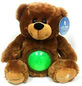 """Peas and Carrots LLC Tranquil Teddy Bear - 12"""" Occupational Therapy Toy Stuffed Animal by Calm Down Companion"""