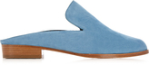 Robert Clergerie Alice suede slip-on loafers