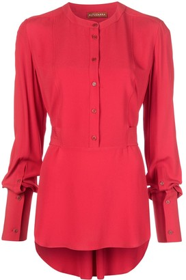 Altuzarra Federica long-sleeve blouse