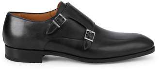 Magnanni Lucio Double Monk Strap Dress Shoes