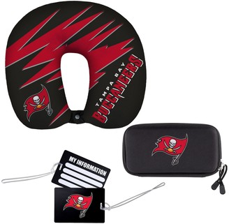 Northwest Company The Tampa Bay Buccaneers Four-Piece Travel Set