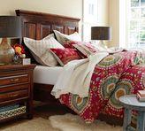 Pottery Barn Bowry Reclaimed Wood Bed & Dresser Set