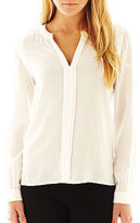 MNG by Mango Button-Front Shirt