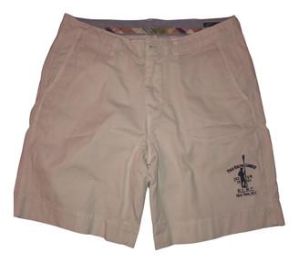 Polo Ralph Lauren White Denim - Jeans Shorts