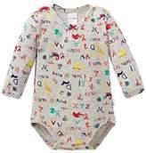 Schiesser Baby Girls Bodysuit - Beige - 6-9 Months