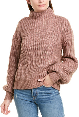 Nicholas Chunky Wool & Alpaca-Blend Sweater