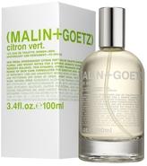 Malin+Goetz Citron Vert Eau de Toilette 100ml