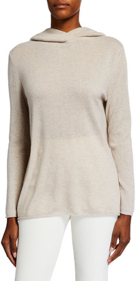 Tse For Neiman Marcus Recycled Cashmere Pullover Hoodie