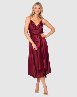 Pilgrim Alderidge Midi Dress