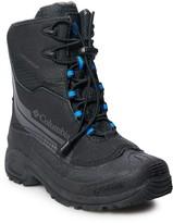 Columbia Bugaboot Omni-Heat Boys' Waterproof Winter Boots