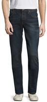 Nudie Jeans Grim Tim Worn Deep Skinny Jeans