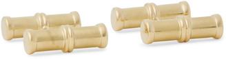 Trianon Gold Cufflinks