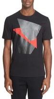 Neil Barrett Modernist Blocking T-Shirt