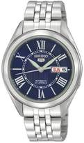 Seiko Men's SNKL31 Stainless Steel Analog with Dial Watch
