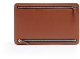 Smythson Burlington Leather Currency Wallet