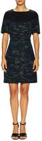 Kenzo Printed A-Line Dress