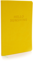 Fringe Hello Sunshine Journal