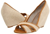 Elizabeth and James Prim (Natural Fabric) - Footwear