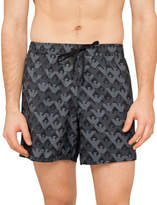 Emporio Armani Sea World Eagle Swim Short