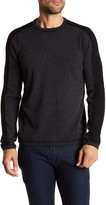 Autumn Cashmere Honeycomb Panel Cashmere Sweater