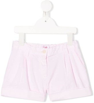 Il Gufo Tailored Turn Up Shorts