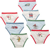 Cath Kidston Pack of 7 Assorted Prints Boys Pants