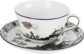 Richard Ginori 1735 - Oriente Italiano Albus Teacup & Saucer