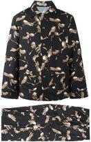 Valentino wing print pyjamas