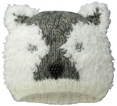 San Diego Hat Company Kids - KNK3435 Polar Bear Beanie with Beads Beanies