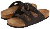 Birkenstock Florida Soft Footbed - Nubuck Sandals