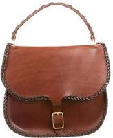Devi Kroell Alligator-Accented Handle Bag