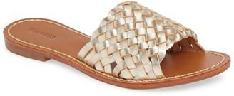 Soludos Woven Slide Sandal