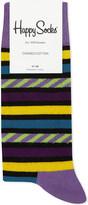 Happy Socks Multi-stripe cotton-blend socks