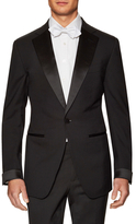 Tom Ford Wool Notch Lapel Tuxedo Jacket