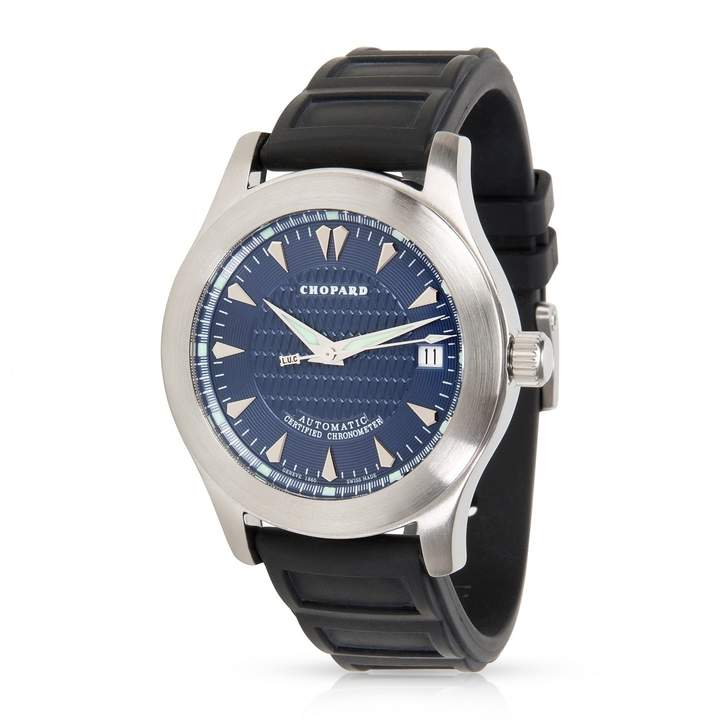 Chopard L.U.C. Blue Steel Watches