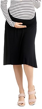 Nom Maternity Nola A-Line Pull-On Skirt