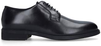 BOSS Leather Derby Shoes