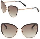 Vince Camuto 57MM Cat Eye Sunglasses